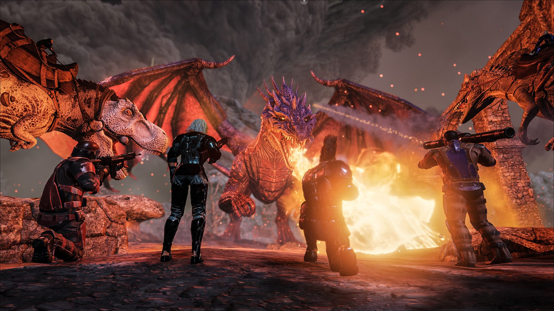 Ark Survival Evolved Review: Dinosaurs and Bugs - Gideon's
